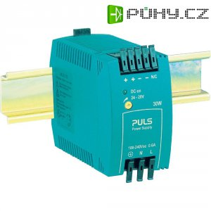 Zdroj na DIN lištu PULS MiniLine ML30.106, 2 A, ± 12/15 V/DC