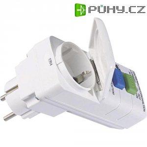 Bezpečnostní zásuvka Bachmann Electric, 919284, IP44, 30 mA, bílá