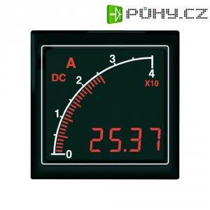 DC ampérmetr s bargrafem Trumeter APMDCA72-NTR