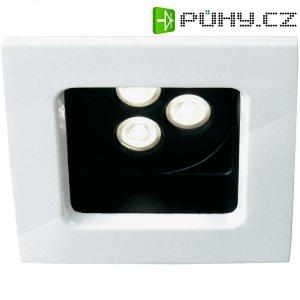Vestavné LED osvětlení Philips Stardust, 1x 7,5 W, bílá/hliník (579713116)