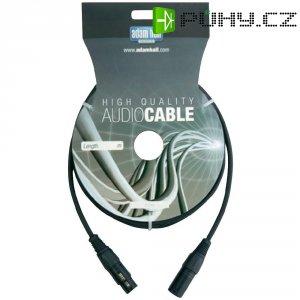 DMX kabel XLR (M) / XLR (F), 10 m