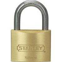 Visací zámek Stanley Solid Brass, 50 mm, standard (81104371401)