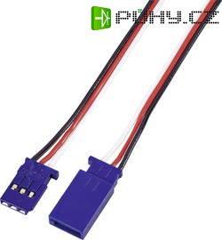 Prodlužovací kabel Modelcraft, konektor Futaba, 25 cm, 0,08 mm²