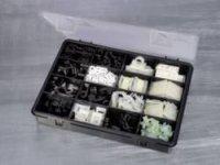 Box na součástky HellermannTyton BMS-100 (151-00000), 195 dílů