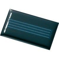 Miniaturní solární panel Conrad Components YH-26X46, 0,5 V, 100 mA