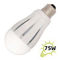Žárovka LED 12W E27 teplá