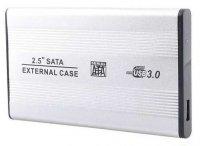 """Externí skříň pro SATA 2,5"""" HDD s připojením na USB 3.0"""