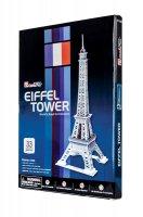 Hlavolam 3D Puzzle papírové Eiffelova věž