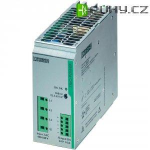 Zdroj na DIN lištu Phoenix Contact TRIO-PS/3AC/24DC/10, 24 V/DC, 10 A
