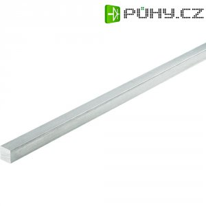 4-hranný profil Al/Cu/Mg/Pb/F37, 10 x 40 x 200 mm