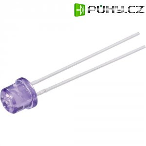 IR fototranzistor včirém plastovém pouzdru Osram Components, SFH 485 P, 880 nm, 40 °, 5 mm