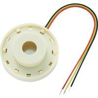 Piezoměnič, 100 dB 12 V/DC, KPI-G4513L-6314