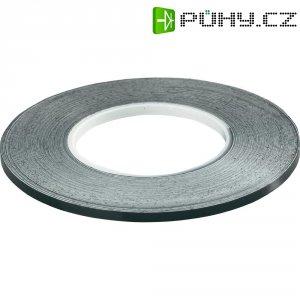 Samolepící páska SIG, 1,6 mm, černá