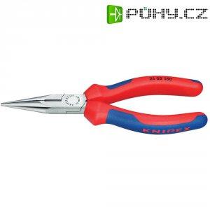 Půlkulaté kleště s břitem Knipex 25 02 140, 140 mm