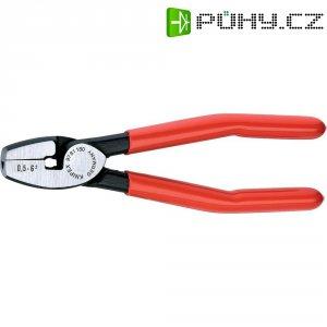 Lisovací kleště na koncové dutinky Knipex 97 81 180, 0.5 až 6 mm²