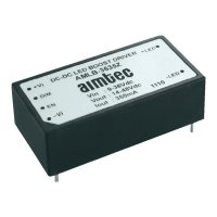 Driver power LED Aimtec AMLD-36100IZ, 5 - 36 V, 1000 mA, DIP 24