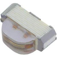 SMD LED Kingbright, KPBA-3010SURKQBDC, 20 mA, 1,95 V, 140 °, 80 mcd, červená/modrá