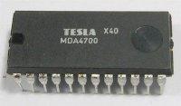 MDA4700 řídící obvod pro impulsně regulovatelné zdroje