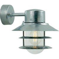 Venkovní nástěnné svítidlo Nordlux Blokhus 25051031, E27, ocel