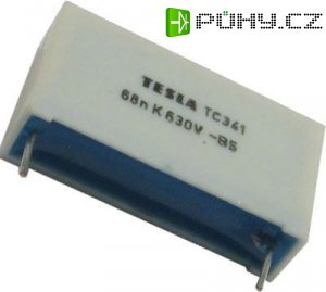 68n/630V TC341, svitkový kondenzátor impulsní