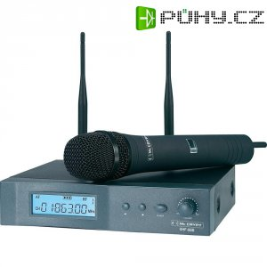 Bezdrátový mikrofon Mc Crypt UHF-868