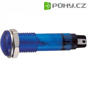 Standardní kontrolka B-405,RM7,5, modrá