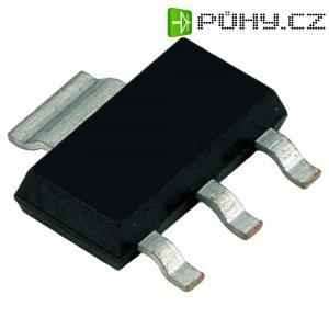 Tranzistor SMD Infineon Technologies BSP 60, SOT-223, -1 A, -45 V