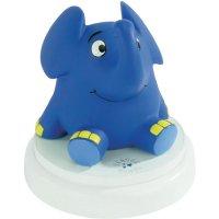 LED noční světlo ve tvaru slona Ansmann Elephant, modrá