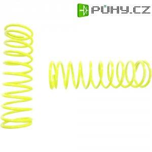 Pružina tlumiče Reely Extra Hard, 65 x 2 mm, neon. žlutá, 1:8, 2 ks (MV1383YR20)