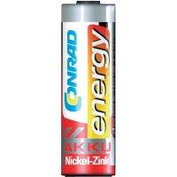 Akumulátor Conrad energy, NiZn , AA, 1500 mAh, 1,6 V, 4 ks