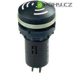 Sirénka Schlegel RSG-230V, 230 V/AC, černá, IP65 (namontované)