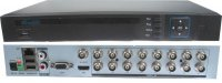 DVR AHD 1080P, 16kanálový AVR216, 25sn/sec, 2xSATA