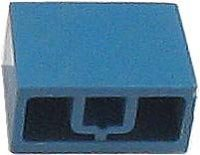 Hmatník pro IZOSTAT modrý 15x11x8mm