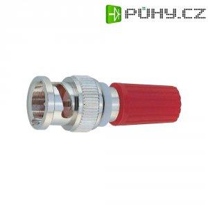 Adaptér BNC zásuvka ⇔ pólová svorka BKL Electronic, 401228, 50 Ω