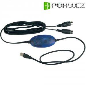 MIDI rozhraní s USB M-Audio Uno