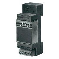 Čítač impulsů na DIN lištu Hengstler 635, CR0635550, 115 a 230 VAC/VDC