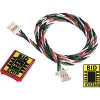 Programovatelný BID Chip s kabelem pro nabíječky Robbe řady Power Peak, Multiplex 308473