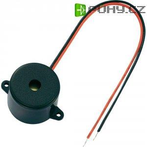 Piezoměnič, 88 dB 12 V/DC, KPI-G2313L-6260