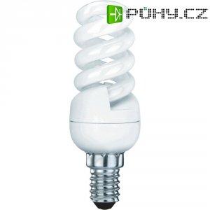 Úsporná žárovka spirálová Sygonix E14, 9 W, teplá bílá