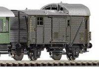 Startovací sada H0 osobního vlaku a parní lokomotivy G7.1 Piko 57121