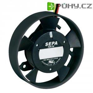 Ventilátor SEPA LF_40B12, 40 x 10 mm, 12 V/DC