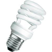 Úsporná žárovka spirálová Osram Star E14, 12 W, teplá bílá