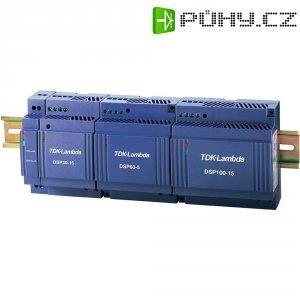 Zdroj na DIN lištu TDK-Lambda DSP-10-24, 0,42 A, 24 V/DC