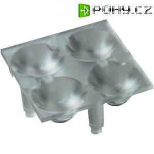 Optika pro Luxeon ® Rebel nebo Seoul Semiconductor ® Z5 Carclo 10613, 40.5°