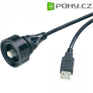 ZÁSTRČKA USB TYP B a TYP A,.FBS 10-8