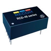 Napájecí zdroj RCD-48 Serie Recom Lighting RCD, 0-350 mA, 9-60 V/DC