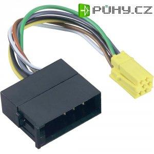 Adaptér, mini ISO zástrčka ⇒ ISO zásuvka 10 pin