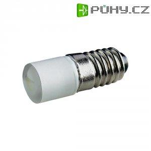 LED žárovka E5.5 Signal Construct, MWCE5563, 18 V, bílá, MWCE 5563
