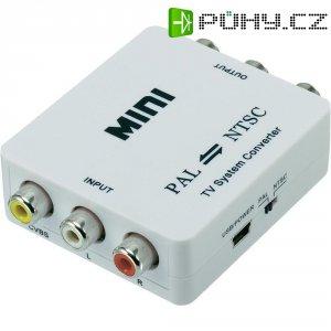Konvertor SpeaKa Professional PAL na NTSC TV, obousměrný