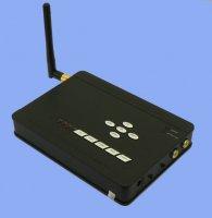 Bezdrátový rekordér s detekcí pohybu - záznam na SD kartu